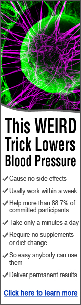 High Blood Pressure Special Banner 5 160 x 600 </p>