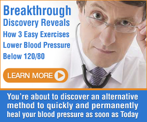 High Blood Pressure Special Banner 4 300 x 250 </p>