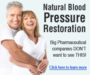 High Blood Pressure Special Banner 3 300 x 250
