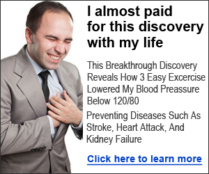 High Blood Pressure Special Banner 300 x 250 </p> <p>