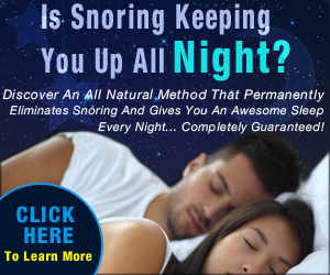 Stop Snoring Special Banner 3 300 x 250 </p>